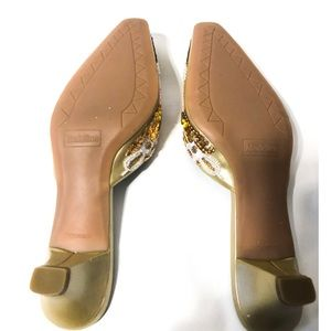 Madeline Shoes - Madeline Embellished and Embroidered Sandals